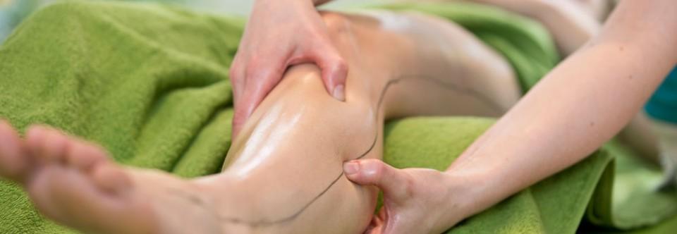 Beinbehandlung