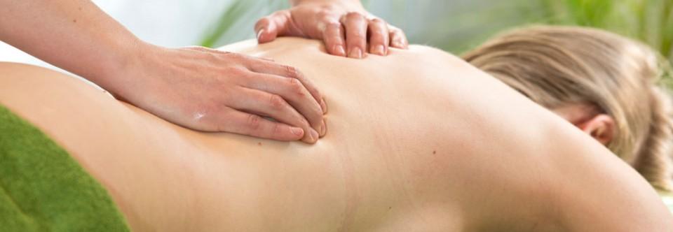 Regenerative Körpermassage